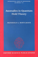 Anomalies in Quantum Field Theory