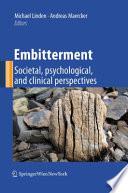 Embitterment Book