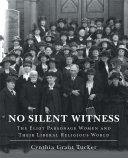 No Silent Witness Pdf/ePub eBook