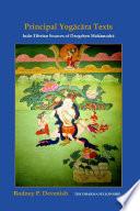 Yogacara Texts Indo Tibetan Sources Of Dzogchen Mahamudra