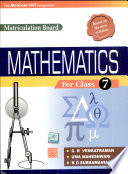 Maths Vii (Tn)