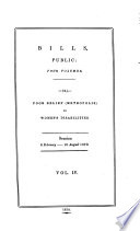 Public Bills  , Volume 4