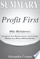Summary of Profit First