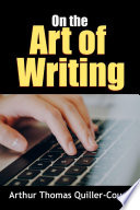 On the Art of Writing Book