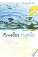 Timeless Ripples