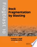 Rock Fragmentation by Blasting  : Fragblast 10