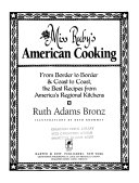 Miss Ruby S American Cooking Book PDF