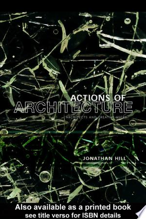 Free Download Actions of Architecture PDF - Writers Club