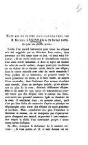 Note sur un nouvel ellipsographe, etc. (Titré du Bulletin scientifique publié par l'Acad. Imp. des Sciences de St. Pétersbourg.).