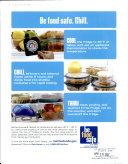 Be Food Safe