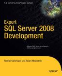 Expert SQL Server 2008 Development Pdf/ePub eBook