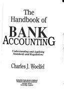 The Handbook of Bank Accounting