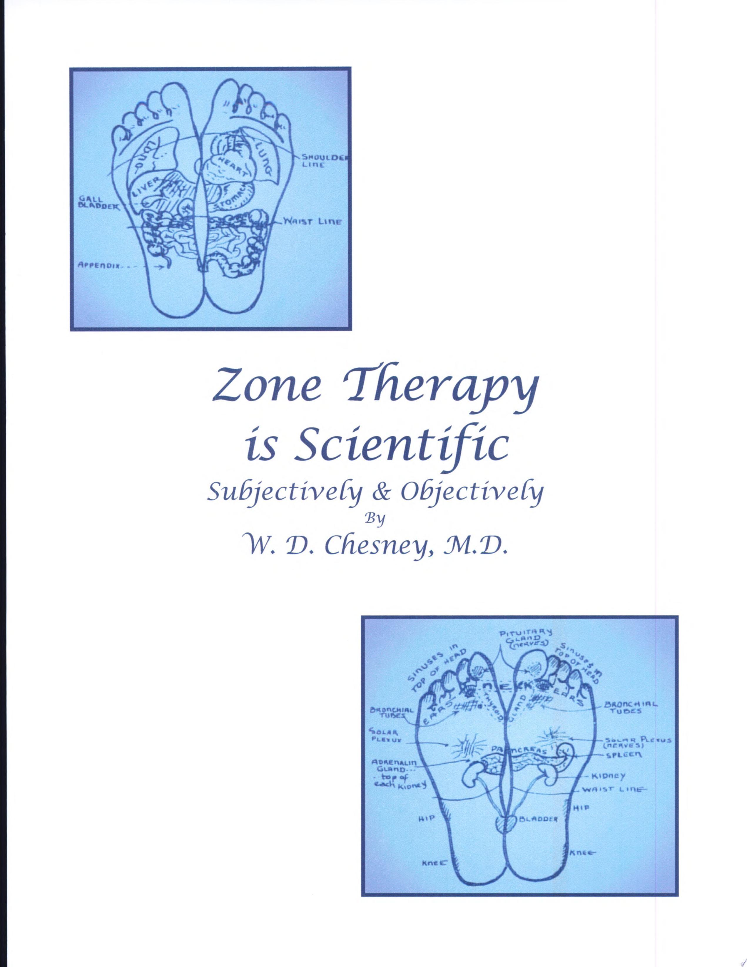 Zone Therapy Is Scientific