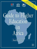 Guide to Higher Education in Africa  4th Edition