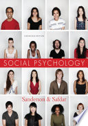 Social Psychology  Canadian Edition