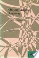 On Jean Jacques Rousseau