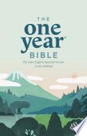 ESV One Year Bible