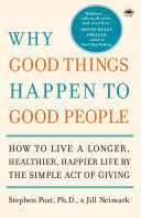 Why Good Things Happen to Good People [Pdf/ePub] eBook
