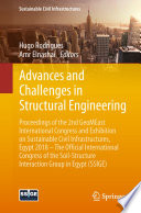 Advances and Challenges in Structural Engineering