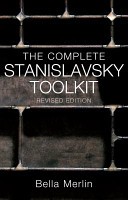 Cover of The Complete Stanislavsky Toolkit