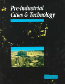 Pre industrial Cities   Technology