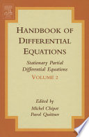Handbook of Differential Equations:Stationary Partial Differential Equations