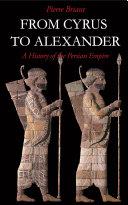From Cyrus to Alexander [Pdf/ePub] eBook