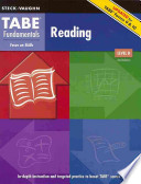 Reading, Level D