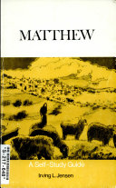 Bible Study Guide To Matthew