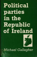 Political Parties in the Republic of Ireland