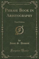 Phrase Book in Aristography