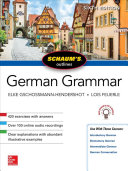 Schaum s Outline of German Grammar  Sixth Edition