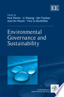 Environmental Governance And Sustainability