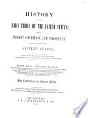 History of the Indian Tribes of the United States Book