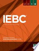 2018 International Existing Building Code ICC IEBC
