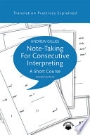 Note Taking For Consecutive Interpreting