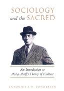 Sociology and the Sacred