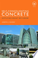 Self Consolidating Concrete Book