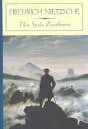 Thus Spoke Zarathustra Book