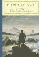 Thus Spoke Zarathustra