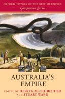Pdf Australia's Empire