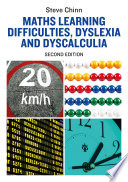 Maths Learning Difficulties Dyslexia And Dyscalculia
