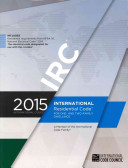 International Residential Code for One And Two Family Dwellings 2015 Book