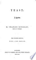 Yeast  a Problem  By C  K