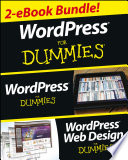 WordPress For Dummies eBook Set