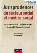 Pdf Jurisprudences du secteur social et médico-social Telecharger