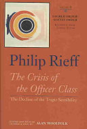The Crisis of the Officer Class