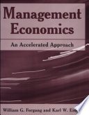 Management Economics Book PDF