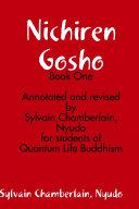 Nichiren Gosho   Book One