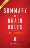 SUMMARY OF BRAIN RULES ebook